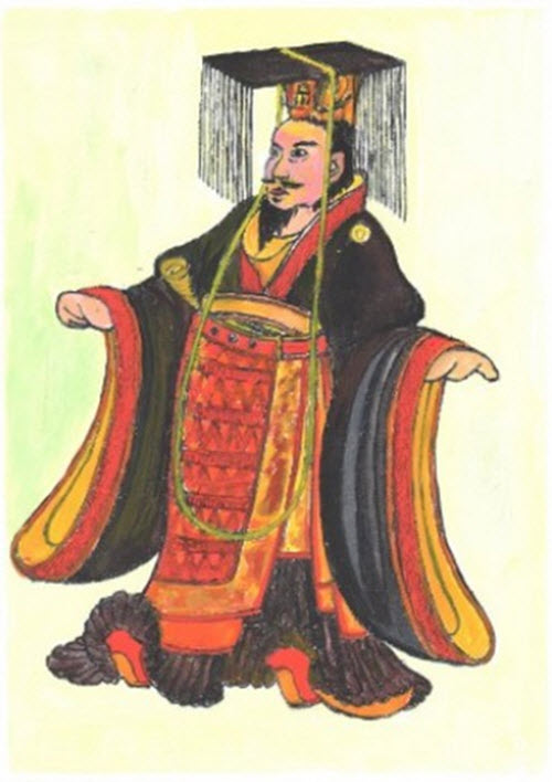 han emperor wu ti s interest in central asia and chang chien s