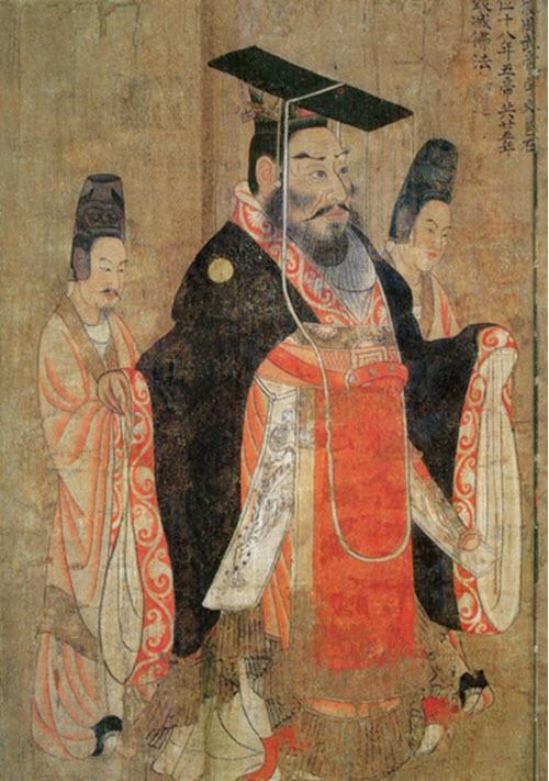 Sui Emperor Wen-ti