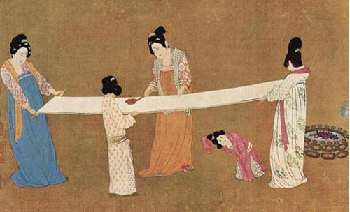 Silk history - Silk-Road com